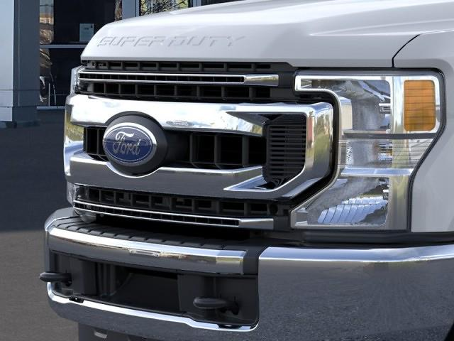 2021 Ford F-250 Super Cab 4x4, Cab Chassis #RN23003 - photo 17