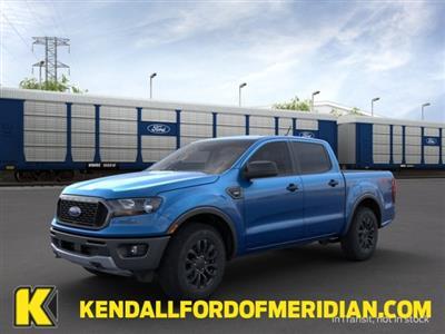 2021 Ford Ranger SuperCrew Cab 4x4, Pickup #RN23058 - photo 1