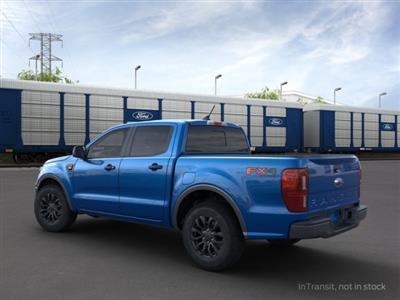 2021 Ford Ranger SuperCrew Cab 4x4, Pickup #RN23058 - photo 2