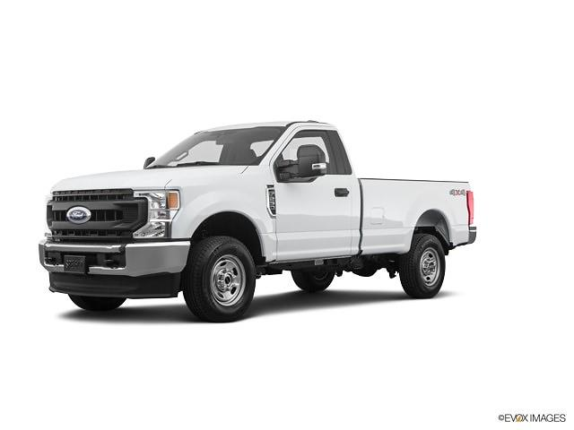 2021 Ford F-250 Regular Cab 4x4, Cab Chassis #RN23205 - photo 1