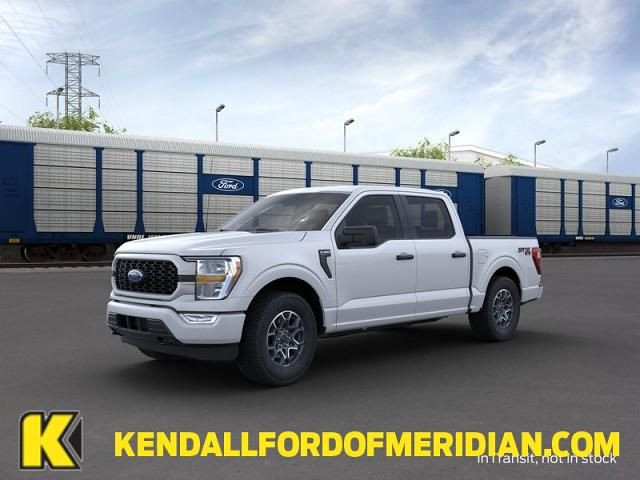 2021 Ford F-150 SuperCrew Cab 4x4, Pickup #RN23307 - photo 1