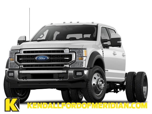 2021 Ford F-550 Crew Cab DRW 4x4, Cab Chassis #RN23335 - photo 1