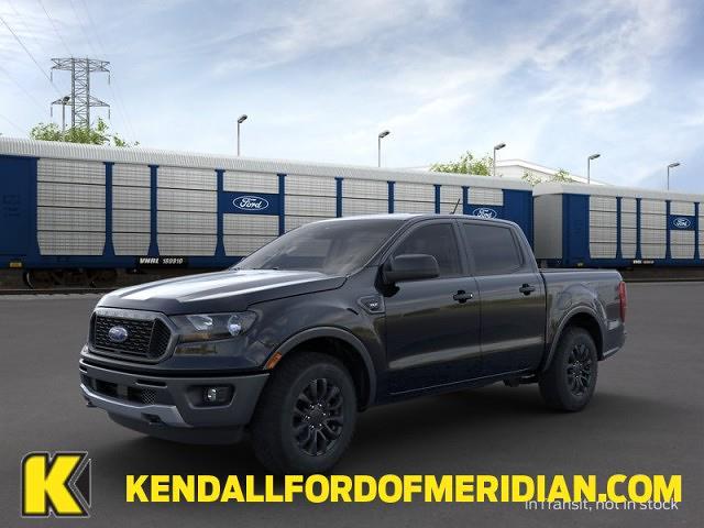 2021 Ford Ranger SuperCrew Cab 4x4, Pickup #RN23401 - photo 1