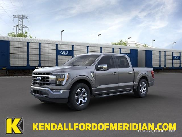 2021 Ford F-150 SuperCrew Cab 4x4, Pickup #RN23472 - photo 1