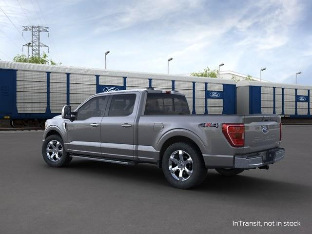 2021 Ford F-150 SuperCrew Cab 4x4, Pickup #RN23492 - photo 2
