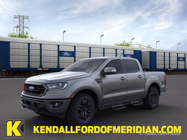 2021 Ford Ranger SuperCrew Cab 4x4, Pickup #RN23525 - photo 1