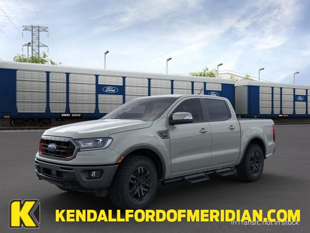2021 Ford Ranger SuperCrew Cab 4x4, Pickup #RN23526 - photo 1