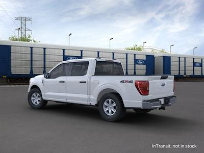 2021 Ford F-150 SuperCrew Cab 4x4, Pickup #RN23540 - photo 2