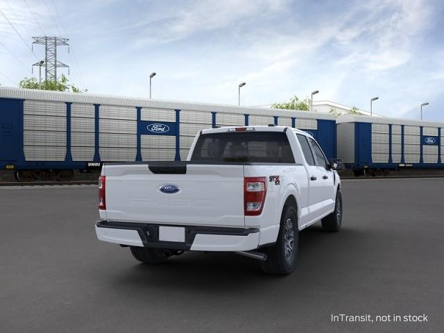 2021 Ford F-150 SuperCrew Cab 4x4, Pickup #RN23545 - photo 8