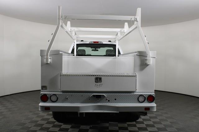 2021 Ford F-250 Regular Cab 4x4, Scelzi Signature Service Body #RN23563 - photo 8