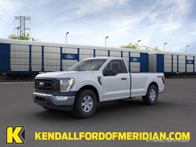 2021 Ford F-150 Regular Cab 4x4, Pickup #RN23582 - photo 1