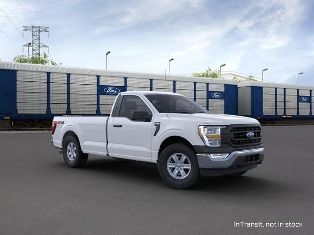 2021 Ford F-150 Regular Cab 4x4, Pickup #RN23582 - photo 7