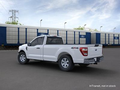 2021 Ford F-150 Regular Cab 4x4, Pickup #RN23582 - photo 2