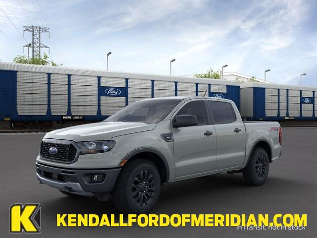 2021 Ford Ranger SuperCrew Cab 4x4, Pickup #RN23583 - photo 1