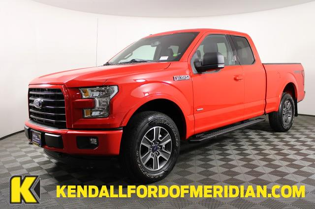2016 Ford F-150 Super Cab 4x4, Pickup #RN23628A - photo 1