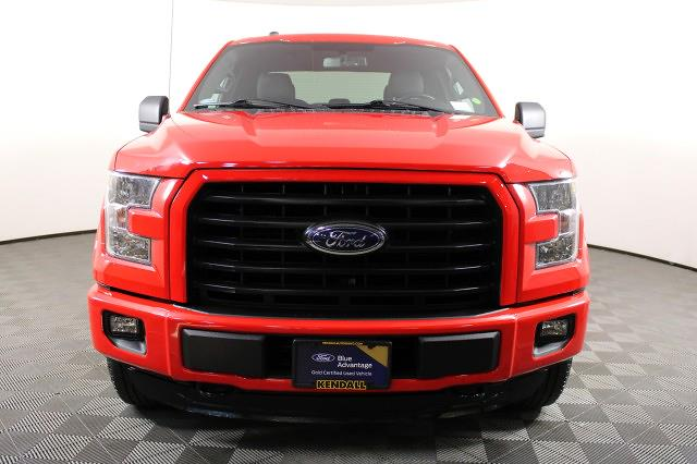 2016 Ford F-150 Super Cab 4x4, Pickup #RN23628A - photo 3