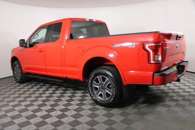 2016 Ford F-150 Super Cab 4x4, Pickup #RN23628A - photo 2
