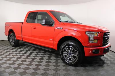 2016 Ford F-150 Super Cab 4x4, Pickup #RN23628A - photo 4