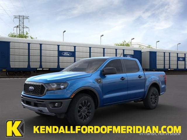 2021 Ford Ranger SuperCrew Cab 4x4, Pickup #RN23643 - photo 1