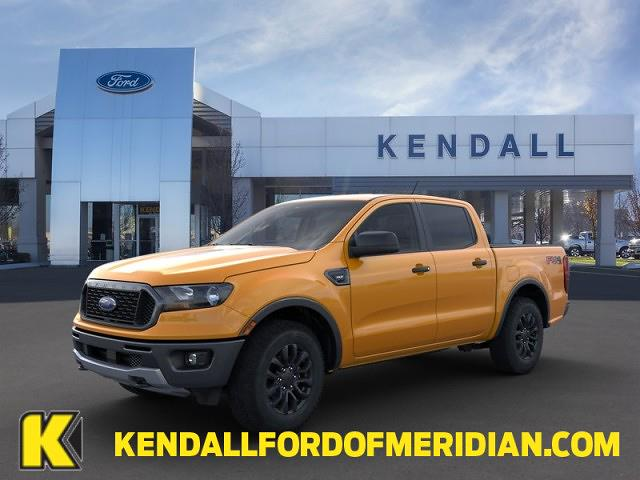 2021 Ford Ranger SuperCrew Cab 4x4, Pickup #RN23666 - photo 1
