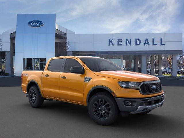 2021 Ford Ranger SuperCrew Cab 4x4, Pickup #RN23666 - photo 13