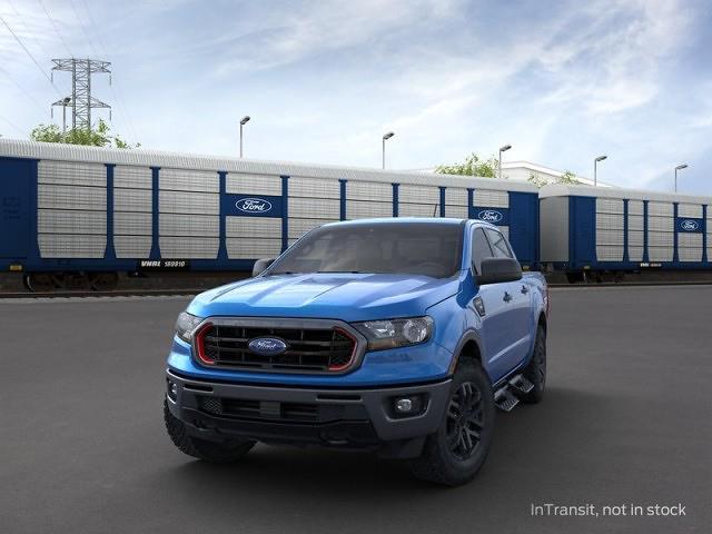 2021 Ford Ranger SuperCrew Cab 4x4, Pickup #RN23681 - photo 3