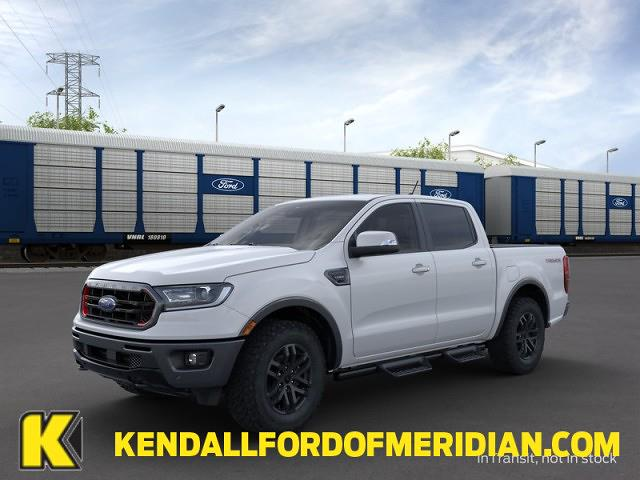 2021 Ford Ranger SuperCrew Cab 4x4, Pickup #RN23696 - photo 1