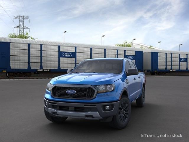 2021 Ford Ranger SuperCrew Cab 4x4, Pickup #RN23697 - photo 3