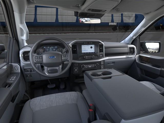 2021 Ford F-150 SuperCrew Cab 4x4, Pickup #RN23744 - photo 9