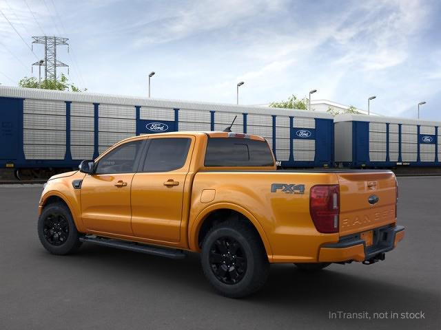 2021 Ford Ranger SuperCrew Cab 4x4, Pickup #RN23765 - photo 2