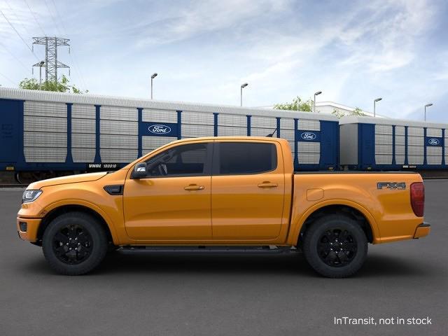 2021 Ford Ranger SuperCrew Cab 4x4, Pickup #RN23765 - photo 4