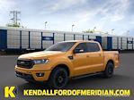 2021 Ford Ranger SuperCrew Cab 4x4, Pickup #RN23765 - photo 1