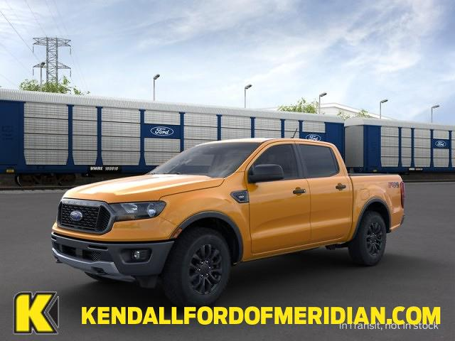 2021 Ford Ranger SuperCrew Cab 4x4, Pickup #RN23766 - photo 1