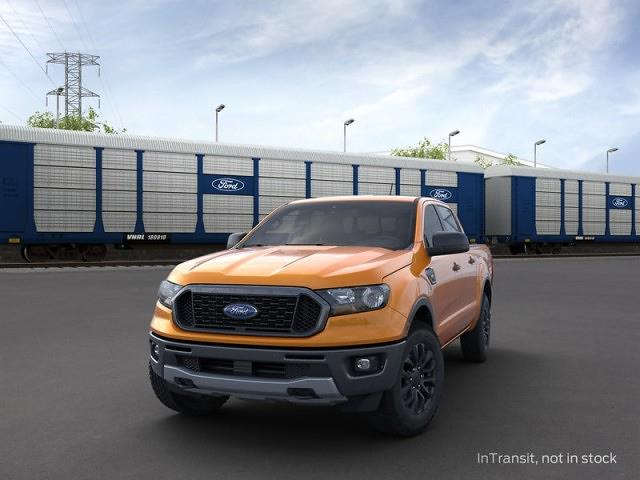 2021 Ford Ranger SuperCrew Cab 4x4, Pickup #RN23766 - photo 3