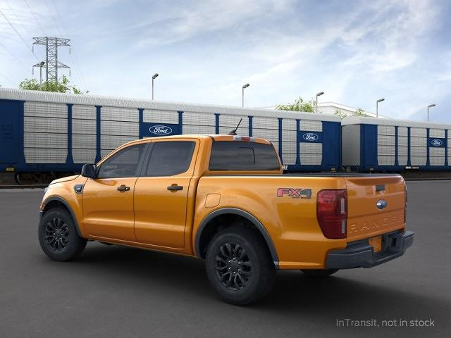 2021 Ford Ranger SuperCrew Cab 4x4, Pickup #RN23766 - photo 2