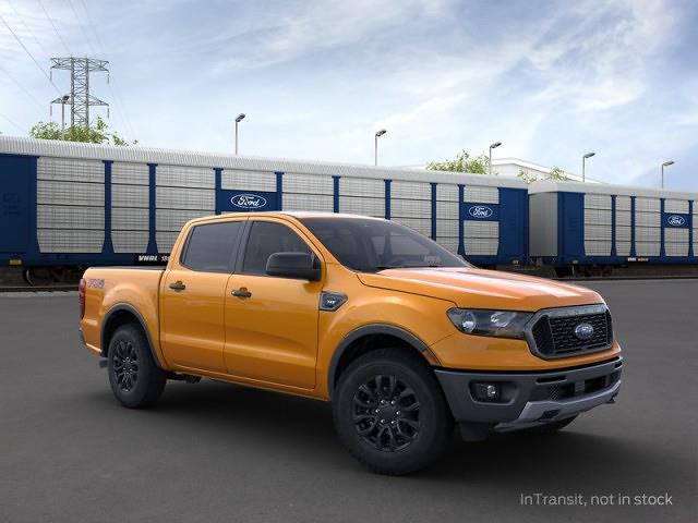 2021 Ford Ranger SuperCrew Cab 4x4, Pickup #RN23766 - photo 7
