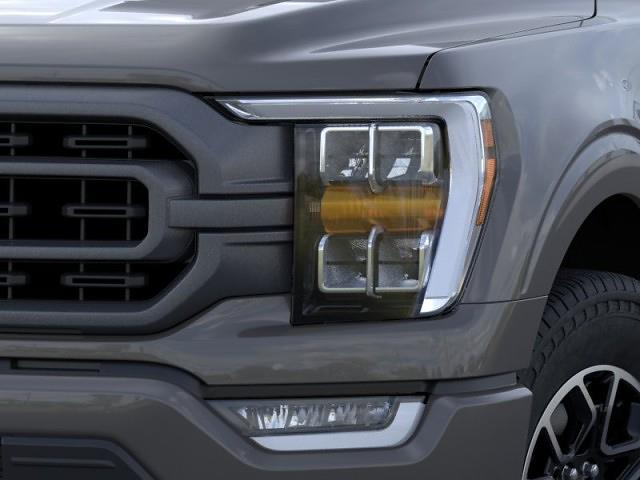 2021 Ford F-150 SuperCrew Cab 4x4, Pickup #RN23775 - photo 9