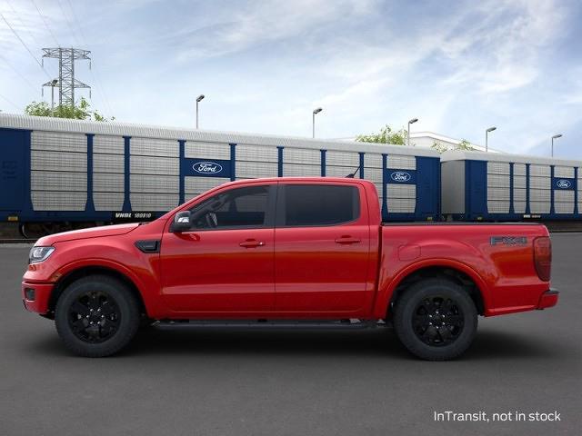2021 Ford Ranger SuperCrew Cab 4x4, Pickup #RN23781 - photo 4