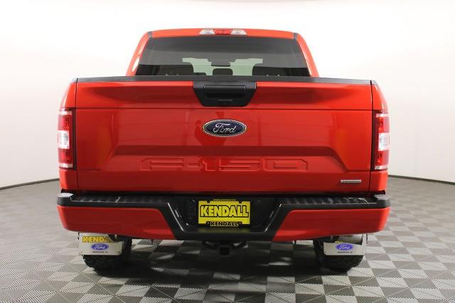2018 Ford F-150 SuperCrew Cab 4x4, Pickup #RN23910B - photo 8