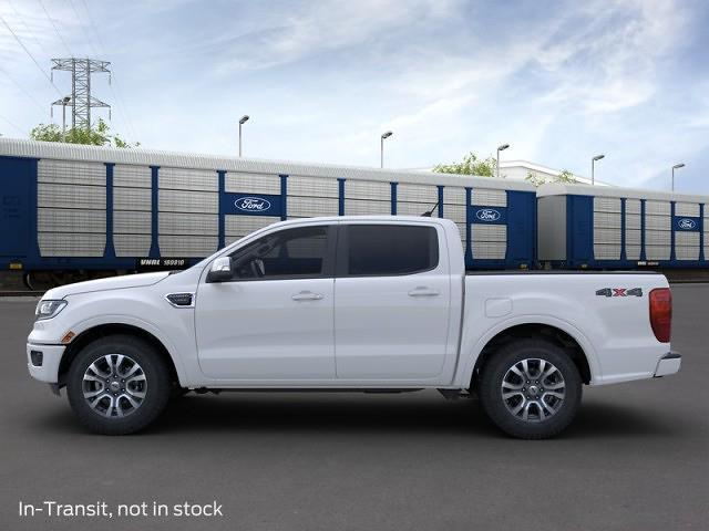 2021 Ford Ranger SuperCrew Cab 4x4, Pickup #RN23993 - photo 4