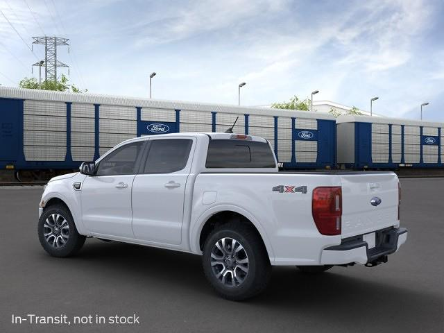 2021 Ford Ranger SuperCrew Cab 4x4, Pickup #RN23993 - photo 2