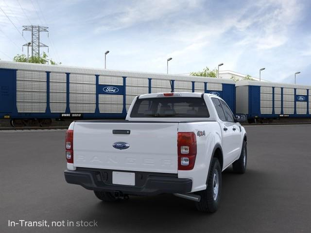 2021 Ford Ranger SuperCrew Cab 4x4, Pickup #RN23998 - photo 8