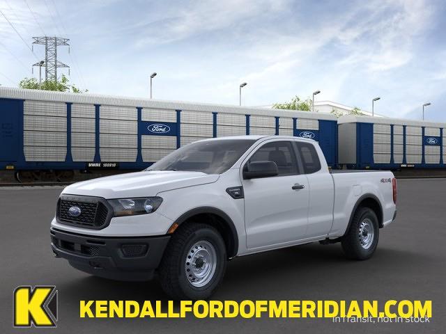 2021 Ford Ranger Super Cab 4x4, Pickup #RN23999 - photo 1