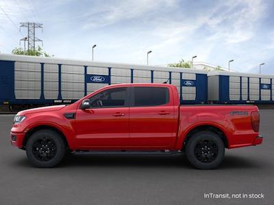 2021 Ford Ranger SuperCrew Cab 4x4, Pickup #RN24010 - photo 4