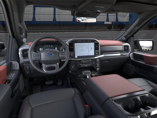 2021 Ford F-150 SuperCrew Cab 4x4, Pickup #RN24109 - photo 9