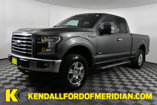 2016 F-150 Super Cab 4x4, Pickup #RP8465 - photo 1