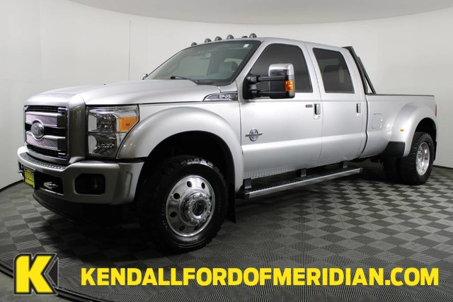 2016 Ford F-450 Crew Cab DRW 4x4, Pickup #RP8775 - photo 1