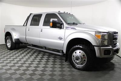 2016 Ford F-450 Crew Cab DRW 4x4, Pickup #RP8775 - photo 4