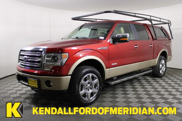 2014 Ford F-150 SuperCrew Cab 4x4, Pickup #RP8875 - photo 1