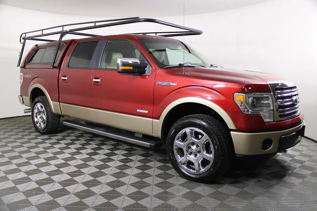 2014 Ford F-150 SuperCrew Cab 4x4, Pickup #RP8875 - photo 4